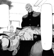 Gokurou visiting Akira