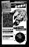 Arashi Character Profile