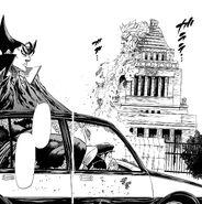 Takeshi going to meet Homura