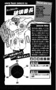 Hakai Character Profile