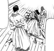 Kenji slaying their master