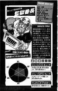 Komori Character Profile