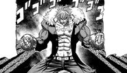Ourou in chains