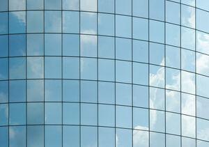 PP02561006-Blue-Skyscraper-Windows