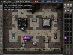 Gemcraft-Labyrinth-gameplay
