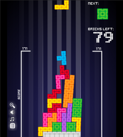 99 Bricks Gameplay