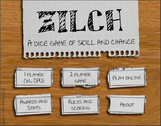 File:Zilch Main Menu.PNG