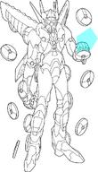 Triss Interceptor Lineart by Raziel chan