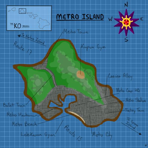 MetroIsland