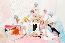 Nine Muses Drama group photo