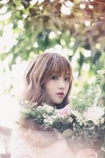 Lovelyz Yoo Ji-ae A New Trilogy photo