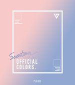 SEVENTEEN Official Colors
