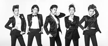 Kara Full Bloom group photo
