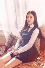 GFriend Eunha Snowflake Promo 2