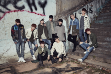 UP10TION Burst group photo-0
