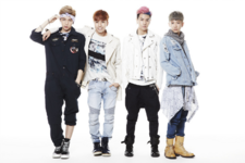 HIGH4 Not Spring, Love, or Cherry Blossoms promo photo