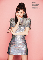 SNSD Seohyun Holiday Night promotional photo