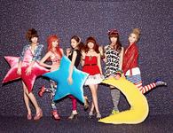 Dalshabet Pink Rocket group photo