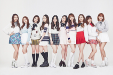 PLEDIS Girlz Group Photo