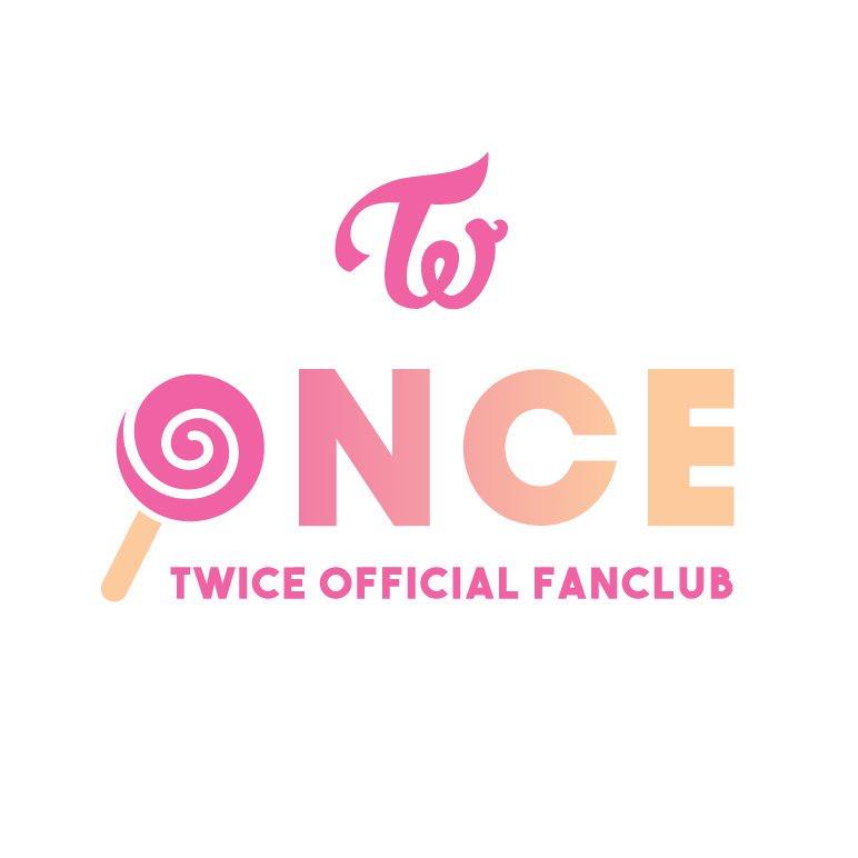 image   twice once official logo png kpop wiki fandom