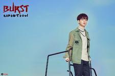 UP10TION Hwanhee Burst pre album photo