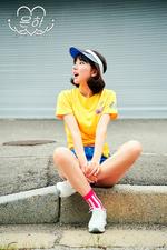 GFriend Eunha LOL Promo