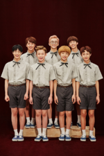 NCT Dream Chewing Gum promotional photo