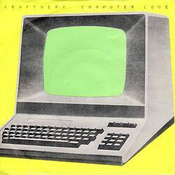 Computer Love single cover