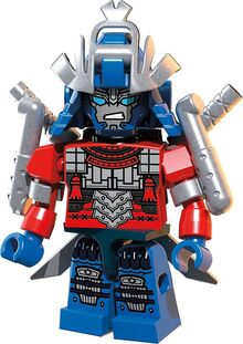 Samurai Optimus Prime