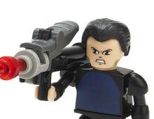 Khan and his Boolean gun (kre-o)