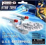 Exclusive Comic Con - USS Enterprise