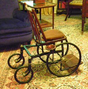 FDR's wheelchair