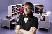 Hipster mailroom
