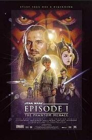 220px-Star Wars Phantom Menace poster