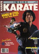 Inside Karate 08-1986