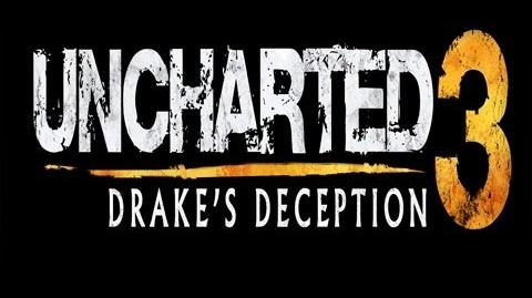 Uncharted 3 Sand Art Trailer