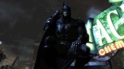 Batman Arkham City Gameplay Video