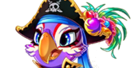 Pirate Captain Parrot