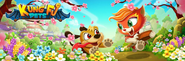 Kung Fu Pets is blooming this Spring!
