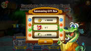 Summoning Gift Box - Steel Puma