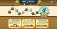 Weekly Mission - Rock Boar