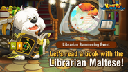 Librarian Summoning Event