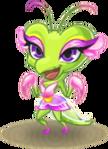OrchidMantisBaby