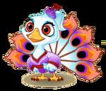 AuroraPeacockBaby