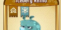 Iceberg Rhino