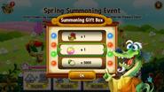 Summoning Gift Box - Orchid Mantis