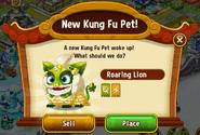 New KFP - Roaring Lion