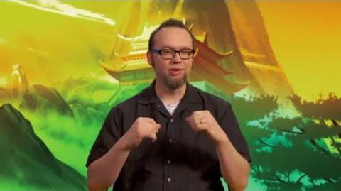 Kung Fu Panda 3 VFX Supervisor Interview - Mark Edwards