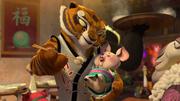 Tigress-holiday