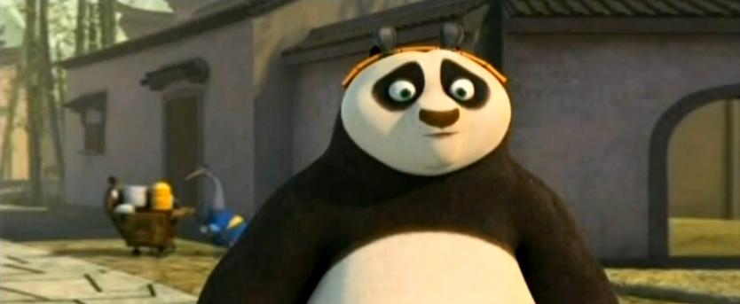 Image - Po-panda-ears.png | Kung Fu Panda Wiki | FANDOM ...